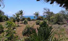 2.5 Acres Beach Plot With Clean Title Deed in Mombasa Mtwapa
