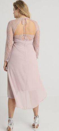 1169fb80d6 Sukienka koktajlowa Fable High Low rozmiar 50 Siedlce - image 2