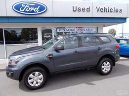 2015 Ford Everest 3.2L turbo diesel* 7 seats*Full leather*6 speed auto