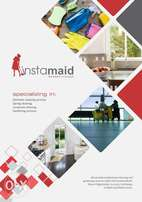 Hire a maid with Instamaid