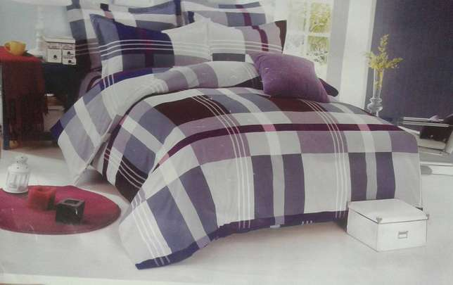 Heavy cotton duvet. Free delivery countrywide Kasarani - image 7
