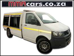 2011 V.W TRANSPORTER 2.0 TDI LWB SINGLE CAB With load box R184,890.00