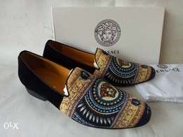 Quality Versace vintage loafers for gents