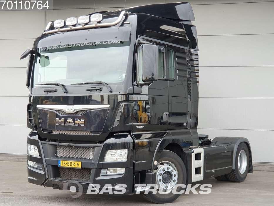 MAN TGX 18.400 XLX 4X2 Euro 6 - 2013