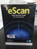 'eScan Total Security Suite with Cloud Security 5USER