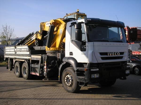 Iveco Trakker 450 - 2009