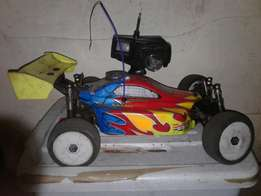 hong nor nitro rc buggy
