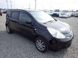 Nissan note new car on sale.