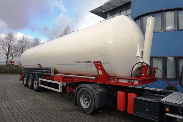Feldbinder Kip 60.3, 24 V Kipphydraulik - 2014