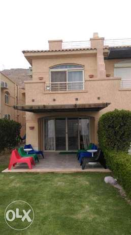 A Prime Location Twin House at Telal Ain Sokhna for Sale 140 SQM