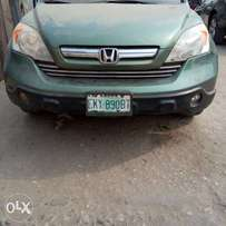 Honda crv 2008 model for fast sell