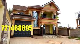5 bdrm double Storey house for sale in Ruiru
