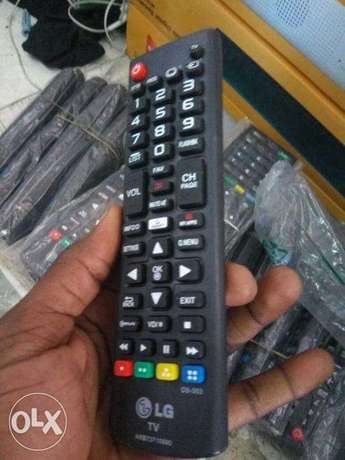 Original Remotes for Sony,LG,Samsung and Hisense tv.We deliver Mombasa Island - image 5
