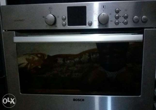 Bosch oven+Grill+Microwave Surulere - image 3