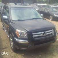 Tokunbo Honda Pilot, 2007/08. Full-Option. Very Ok To Buy From GMI.