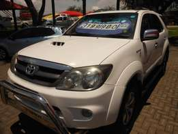 Toyota Fortuner 3.0 D4D 4X4 2008