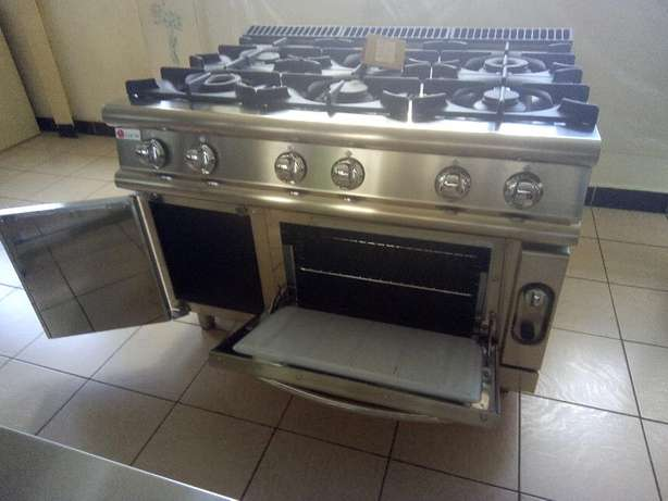 Gas cooker ( BARON) Industrial Area - image 2