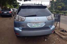 Registered 07 Lexus Rx 330
