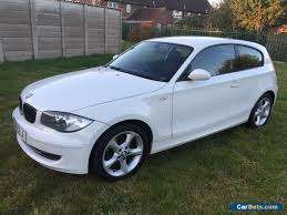2009 BMW 1Series 116i (White)