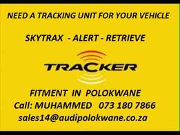 Need a Tracking unit for your Vehicle Tracker Skytrax Alert Retrieve