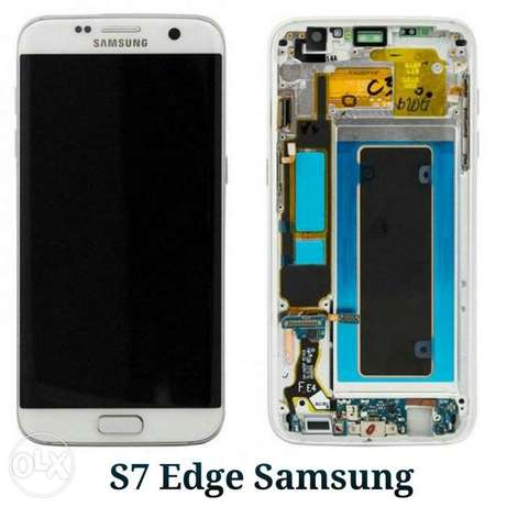 Samsung S7 edge screen replacement Nairobi CBD - image 2