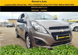 2014 Chev Spark 1.2 LS