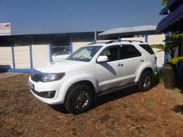 2013 Toyota Fortuner 3.0 d4d a/t r/b