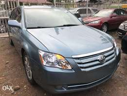 Toyota Avalon Limited 2006 fully loaded