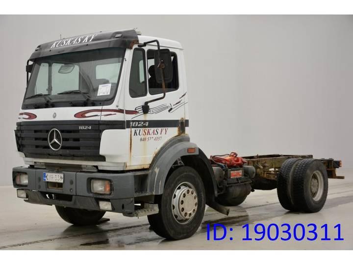 Mercedes-Benz 1824 SK - 1995