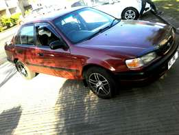 1998 Toyota corolla 160i gle Automatic in good condition