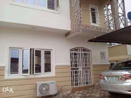 Brand new and newly built 2 bedroom terrace duplex, pop finishing
