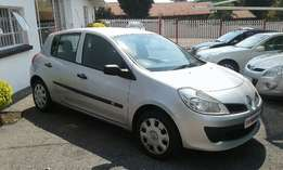 Renult Clio 3 1.4 Exp Manual