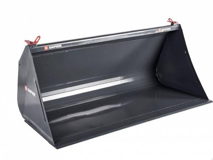 Saphir LG 17 /1,70m - pulverbeschichtet & lackiert - 2019