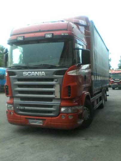 Scania R 420 Lb - 2004