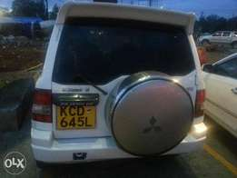 Very clean pajero for sale