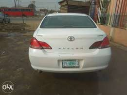 A clean registered Toyota Avalon for sale, 2006 model.