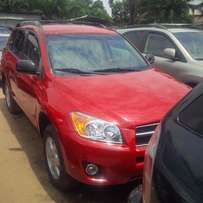 Tokunbo Toyota RAV4, 2007 Upgraded to 09. Very OK To Buy From GMI.