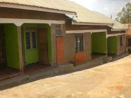 Five units rentals seated on 50x100 at 150m negotiable in Bweyogerere.