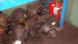 Nissan UD Front Diff 4.6 Ratio