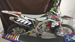 2010 yz450f to Swop for on road from 750cc upwards