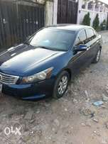 Registered 2008 Honda Accord Very Neat First Body