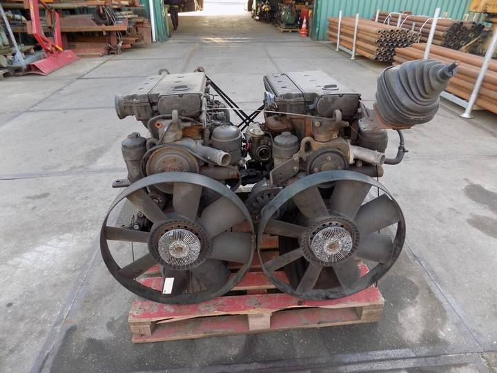 Mercedes-Benz Atego motor 150 pk engine for  Atego truck - 2004