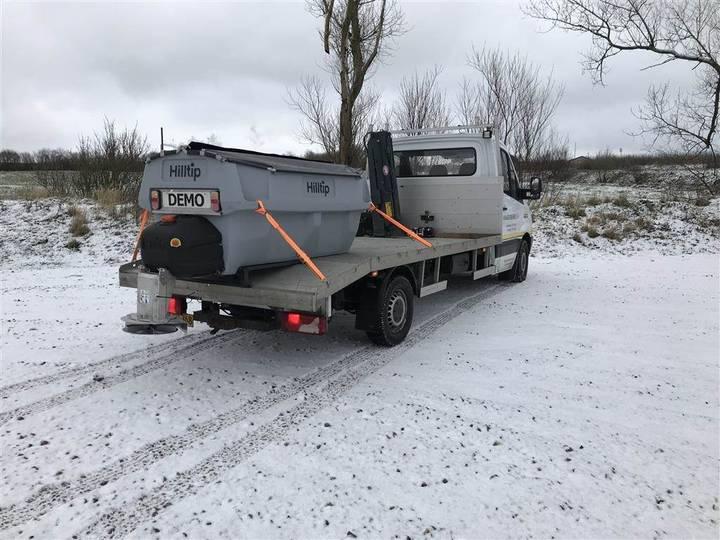 Hilltip Icestriker 850 - 2019