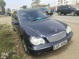 Mercedes Benz C 180 Kompressor super clean condition, buy and drive