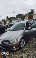 Registered 2009 Mercedes-Benz c350 upgrade to 2012 for sale