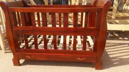 Baby cot 2×4 standard size