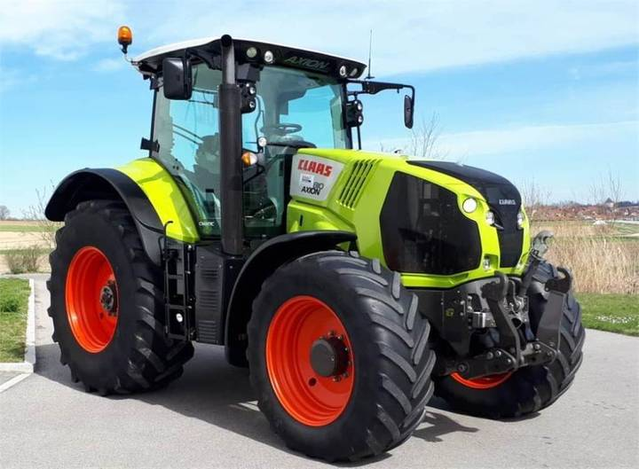 Claas Axion 810 C-matic, 4.269 Bh, Fkh