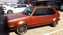 Clean 1982 Golf Mk1 2 door for sale