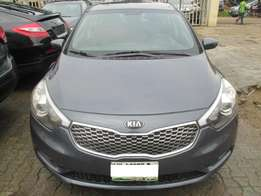 Extremely Clean Kia Cerato 015, Registered With Low Mileage