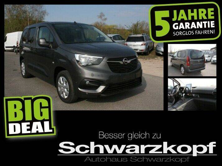 Opel Combo Life 1.5 D Edition Klimaaut.,PDC,S/S,LKH